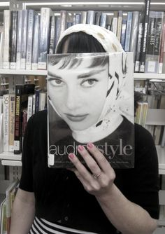 Books with faces on the cover