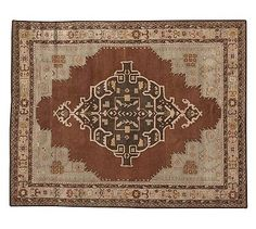 I have this one already so I want whatever I buy to be complimentary Misa Persian-Style Rug #potterybarn