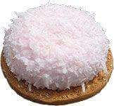coconut mallows ~ I had totally forgotten about these! I believe you could buy them with pink-tinted coconut! 1980s Childhood, My Childhood Memories, Best Memories, Retro Recipes, Vintage Recipes, 70s Food, Biscuits, Retro Sweets, Food And Drink