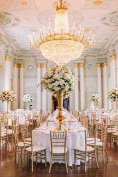 #wedding #reception #TheBiltmore #florals #flowers