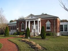 John Curtis Library in Hanover Our Town, Free Library, Small Towns, Places Ive Been, Real Estate, The Incredibles, Mansions, House Styles, Memories