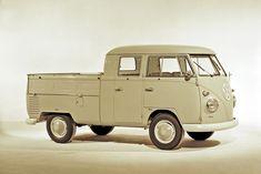 Volkswagen T1 Pick-Up Double Cabin