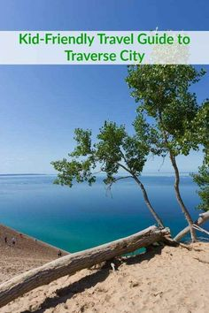 Kid-Friendly Travel Guide to Traverse City - The Lemon Bowl® - The ultimate friendly travel guide to visiting Traverse City and Northern Michigan with kids. Torch Lake Michigan, Traverse City Michigan, Michigan Vacations, Michigan Travel, Summer Vacations, Morocco Travel, Northern Michigan, Foodie Travel, Lemon Bowl