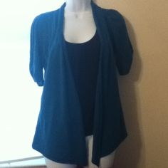 Dress Shirt Great Condition | Perfect For Casual, Work, Or Date | Black Sheer Tank Top Built In | Beautiful Sea Green Blue Cover Up | Sleeves Goes To Elbow | Has Belt Loops | Very Comfy | 63% Polyester | 33% Rayon | 4% Spandex | 🚫 Trades | Feel Free To Ask Questions 🙋| More 📷 Upon Request | Check Out Daily Deal For Price Reduction ❤| Heart Soul Tops Blouses