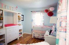 blue nursery colors