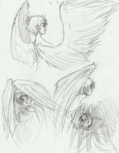 art reference New how to draw wings on people design reference 64 ideas Drawing Techniques, Drawing Tips, Drawing Sketches, Drawing Ideas, Drawing Stuff, Sketching, Drawing Reference Poses, Design Reference, Poses References