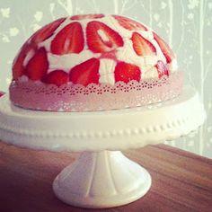 Feines Handwerk: Erdbeerbömbchen