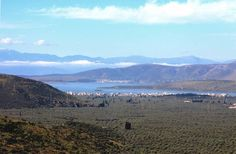 Golfe de Corinthe en Grèce vu de Chrisso