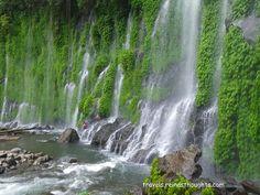 Asik Asik Falls, North Cotabato Philippines
