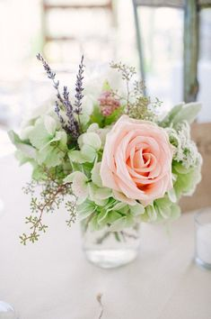 New Jersey Wedding by Jessica Morrisy Photography don't you love the pale green hydrangea in this arrangement? , don't you love the pale green hydrangea in this arrangement? Spring Flower Arrangements, Wedding Flower Arrangements, Flower Centerpieces, Flower Vases, Spring Flowers, Wedding Centerpieces, Floral Arrangements, Wedding Decorations, Blush Centerpiece
