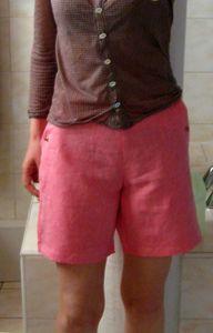 Short à pont Dressing Chic, Bermuda Shorts, Short Dresses, Women, Style, Fashion, Bridge, Short Gowns, Swag