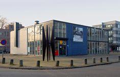 Expositieruimte De Zonnehof / Exhibition hall De Zonnehof ( G.Th. Rietveld )