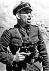 Pieper shouting out orders during a firefight / shouting Commands during combat, is how close he was to his men