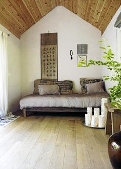 <3 Meditation/yoga/energy clearing space.    An Indian Summer: Eye Candy - Decor