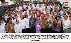 Jokowi Apresiasi Bandung Techno Park