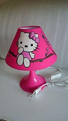 Lampe de chevet ou à poser enfant hello kitty peint main ... https://www.amazon.fr/dp/B017ZANEBY/ref=cm_sw_r_pi_dp_GyUzxbED80SXJ