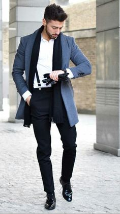 Great outfit for men.. looks really sophisticated and sexy