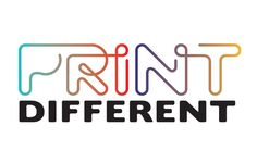 Print Different logo