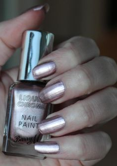 barry m liquid chrome nails ~ October Nails, Deep Purple Color, Nail Photos, Color Meanings, Barry M, Nail Blog, Razzle Dazzle, Chrome Nails, Famous Last Words