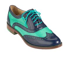 Love these new oxford collection for women! Cole Haan Skylar Oxford
