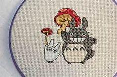 totoro cross stitch - Resultados de Yahoo España en la búsqueda de imágenes