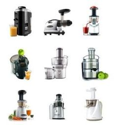 Top Selling Juicers:  When you're buying a juicer you may want to consider this list of the top selling juicers on Amazon. This list was compiled at the end of September 2013 from juicers sold in the United States.