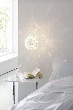 Transform any space with the mystical Quin.MGX lamp, created so that our eyes are lead along many swooping paths of light, from triangles to pentagons and back again. Whether suspended above a bed or resting on the sidebar in a living room, the Quin.MGX will captivate people's imagination and leave them transfixed. It is easy to see why it was chosen one of the top 100 designs of 2008 by Time Magazine. .MGX by Materialise