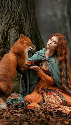 Foto Fantasy, Fantasy World, Fantasy Art, Fuchs Illustration, Character Inspiration, Character Design, Princess Aesthetic, Fantasy Photography, Tier Fotos
