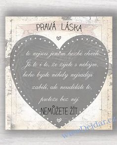 citát o manželství, obraz na zeď Sweet Bar, Think, Valentine Crafts, Motto, Diy Wedding, Origami, Diy And Crafts, Wedding Inspiration, Presents