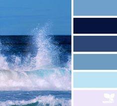 10 ambientes con detalles en azul | Decorar tu casa es facilisimo.com