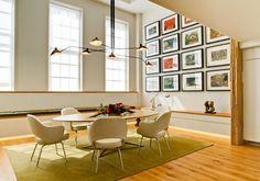 A Modern and Warm Apartment Design by Daniel Hopwood