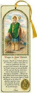 Irish Blessing Bookmark. St Patrick's Day Gifts, Irish Blessing, Patron Saints, Inspirational Gifts, St Patricks Day, Prayers, Blessed, Happy, Happiness