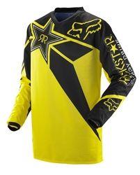 2014 Fox HC Rockstar Youth Motocross Jerseys