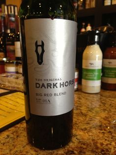 The Original Dark Horse -  Deep flavors and  a long satisfying finish. Love it...