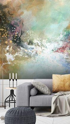 Spirit of Winter 3 Wallpaper Mural | Wallsauce UK
