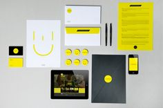 CEMAILE Corporate Identity by Ricardo Martins, via Behance