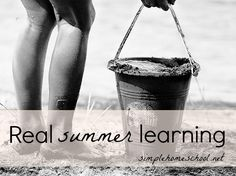 Real summer learning