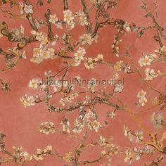 Almond Blossom blush behang 17147 uit de collectie Van Gogh van BN Wallcoverings ontdek je bij kleurmijninterieur