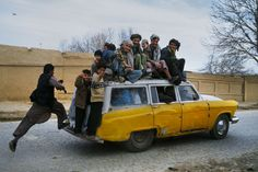 The Need for Speed | Steve McCurry