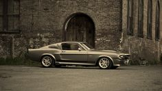 1967 Ford Mustang Shelby GT500 Fastback – Eleanor 36