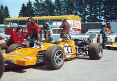 Ronnie Peterson - March 712M Cosworth FVA - Smog - March Engineering - XXXIV…