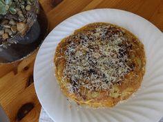 Tele kertem, kicsi konyhám: Tortilla - spanyol krumplis-hagymás omlett