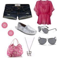my beautiful pink creation :)