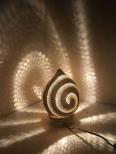 Ceramic Clay, Ceramic Pottery, Pottery Art, Ceramic Lantern, Ceramic Light, Keramik Design, Gourd Lamp, Wooden Lamp, 3d Prints
