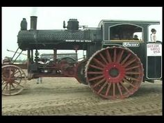 WMSTR - Rollag 2004 - Steam Tractors - YouTube