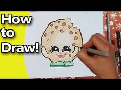 how to draw a candy apple