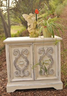 side tables in shabby chic for sale local in Glendale CA