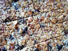 4 Ingredient Almond Bars