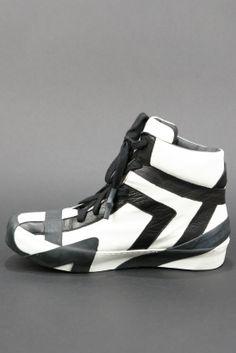 Boris Bidjan Saberi sneakers 100% leather
