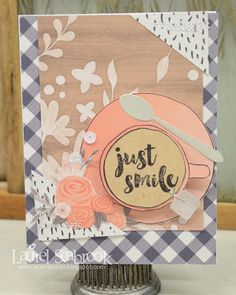 Seabrook Designs: Have a tea and just smile
